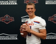 Stanford commit Jack West celebrates Under Armour All-America Game selection