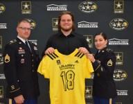 Four-star legacy Texas A&M commit Luke Matthews celebrates Army All-American Bowl selection