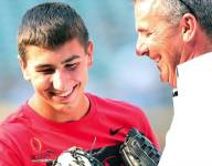 Urban Meyer's son Nate signs baseball scholarship with Cincinnati, making all three Meyer children scholarship athletes