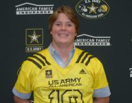 Texas A&M commit Colten Blanton honored with Army Bowl jersey