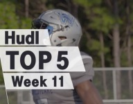 Hudl Top 5: The nation's top plays from Week 11