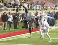 VIDEO: Utah WR Mason Falslev goes full Odell Beckham Jr. for huge catch in state semifinal