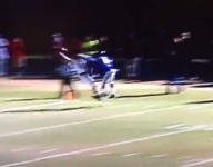 VIDEO: A strung out WR pass became an acrobatic catch-of-the-year contender in Tenn.