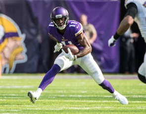 Vikings WR Laquon Treadwell opens up about adversity, perseverance and working hard to achieve his dream