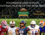 Five finalists for Polynesian HS Football Player of the Year announced