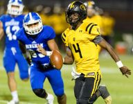 GEICO State Champions Bowl Series: No. 11 St. Frances dominates No. 8 Bingham