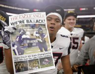No. 3 Allen withstands Lake Travis rally to win instant classic Texas State Championship