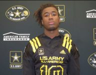 Georgia-bound James Cook ready for Army Bowl, competing for title in Athens