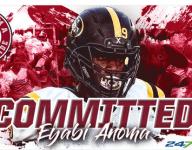 Five-star DE Eyabi Anoma headed to Alabama