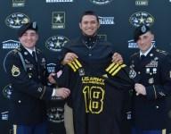Virginia Tech commit Oscar Shadley celebrates Army Bowl selection