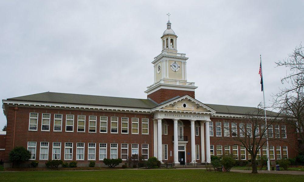 Portland Roosevelt High School (Photo: Wikipedia)