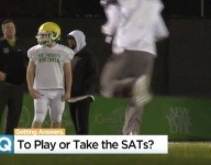 California football players forced to choose between SATs and state playoff games