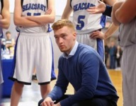 Just one year after starring as a senior, Skyler Archer is new coach at Seacoast Christian