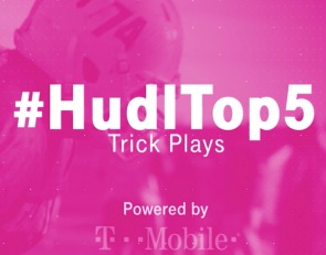 Hudl Top 5: The season's best trick plays
