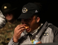 Forget the NFL, U.S. Army All-American Jackson Carman has a future in competitive eating