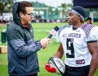 Rugby star from London to play first football at Under Armour All-America Game