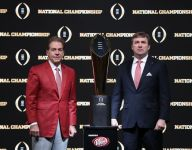 Georgia signee Justin Fields and Alabama signee Eyabi Anoma weigh in on national title