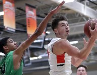VIDEO: West Virginia hoops commit Jordan McCabe tossed an absolutely ridiculous assist