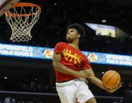 VIDEO: Tournament of Champions dunk contest