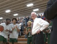 Jack Keefer's Oak Hill (Ind.) homecoming 42 years in the making