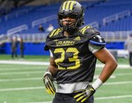 Micah Parsons looks unstoppable at Army All-American Bowl practice