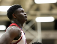 Watch Zion Williamson blast a home run to the absolute moon
