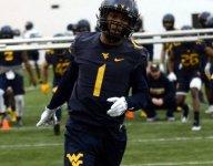 WVU football player Derrek Pitts cited for having handgun at HS basketball game