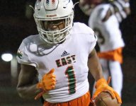 Florida loses commitment from 2019 four-star WR John Dunmore