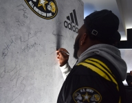 PHOTOS: Army All-Americans arrive in San Antonio, receive gear and more