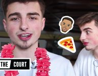VIDEO: Jordan McCabe ate the house down at Pizza Hut while talking LaMelo Ball, Steph Curry and more