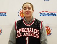 Emily Engstler is happy for McDonald's All-American honor and her height