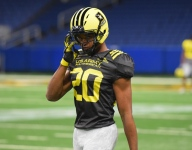 Kelvin Joseph re-commits to LSU at Army Game