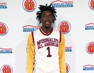 Nassir Little is proud to be a McDonald's All-American and a role model