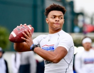 No. 1 QB Justin Fields 'only at 80 percent,' plans to decide on early enrollment soon