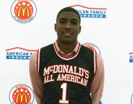 For Reggie Perry, speaking to crowd was most nerve-wracking part of McDonald's experience