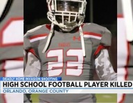 Florida HS football player shot dead after he allegedly broke into house