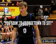 Opposing coach told Mac McClung: 'You're going to Georgetown to sit.' Then McClung scored 44