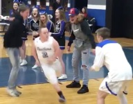 VIDEO: Oklahoma student with special needs makes most of first basketball start