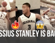 Superstar Cassius Stanley returns in Sierra Canyon win; No. 8 Bishop Montgomery next