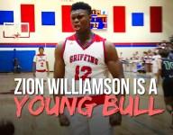 Zion Williamson drops 34, impresses former NBA star night before announcement