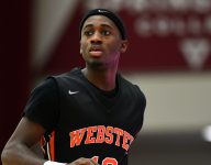 Former Louisville basketball commit Courtney Ramey headed to Texas