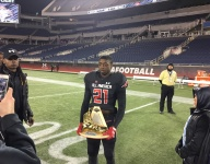 Maurice Washington leads Team Highlight past Team Spotlight in Under Armour All-America Game