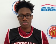 Maryland signee Jalen Smith honored to receive McDonald's jersey