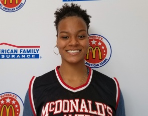 Valencia Myers is ready to rep Florida State at McDonald's All-American Game