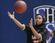 Muslim basketball player now dressed for athletic success thanks to new Nike hijab