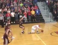 Iowa prep basketball game ends with wild buzzer-beater