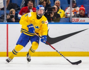 Olympics a showcase for 17-year-old, projected top NHL pick Rasmus Dahlin