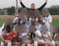 Texas soccer coach on leave over obscene photo reinstated
