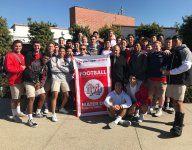 VIDEO: Mater Dei receives Super 25 national title banner, ALL-USA Coach of the Year award