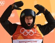 New Zealand 16-year-old Nico Porteous wins ski halfpipe bronze after passing on third run
